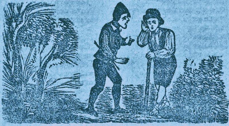 El zapatero y el labrador