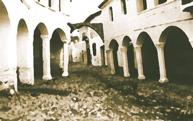 Garrovillas de Alconetar en 1847