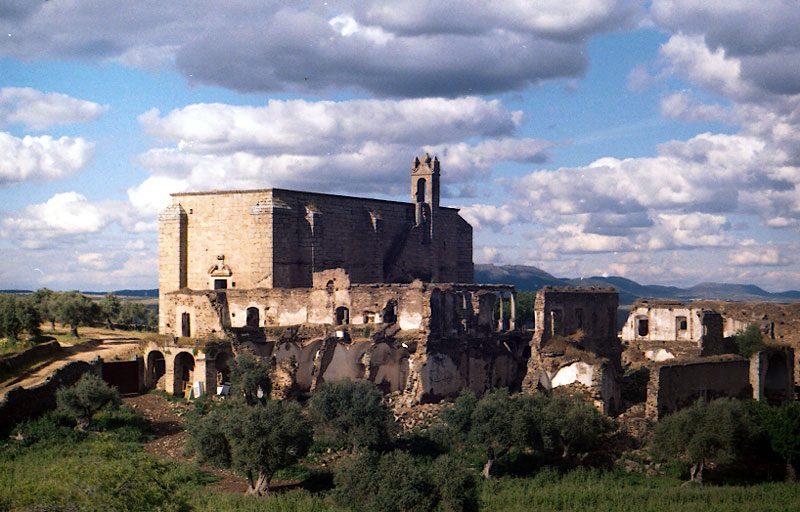 Garrovillas ultima la cesión del convento de San Antonio de Padua a la Junta