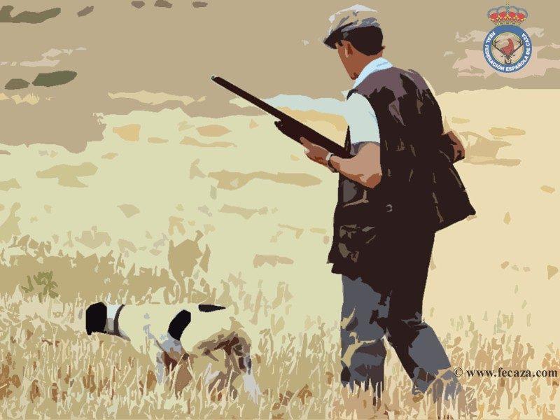Cuidado cazadores