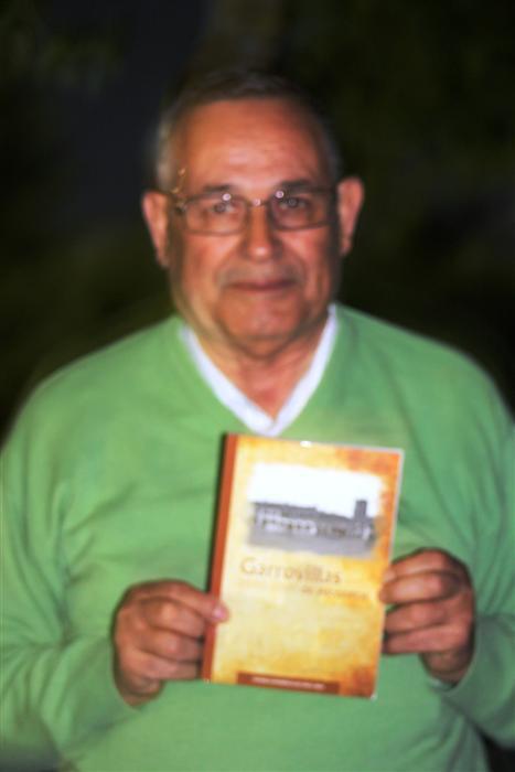"""Presentación del libro"""" Garrovillas 1940-1960"""" de Teófilo Dominguez"""
