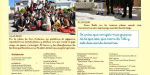 IV edición del día del habla serraillana
