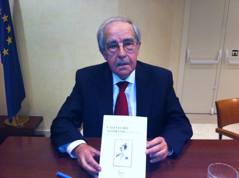 Calleja del Altozano/memoria de un lector inexperto