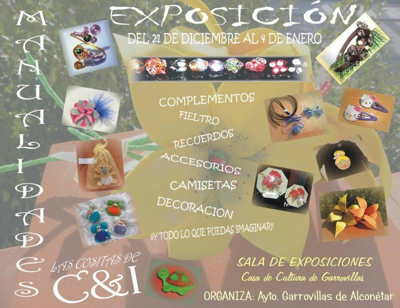 """Exposicion de """"Las cositas de C&I"""""""