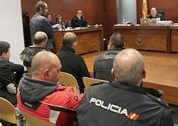 Cinco condenados por cometer 11 robos en bares, viviendas y empresas