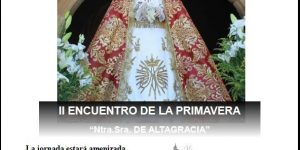 II FIESTA DE LA PRIMAVERA ALTAGRACIA 2013