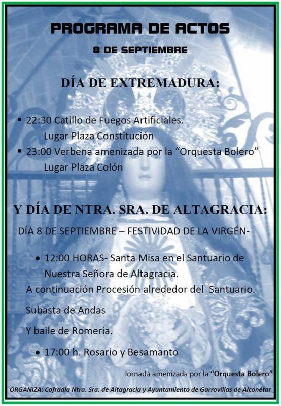 DÍA DE ALTAGRACIA 2013