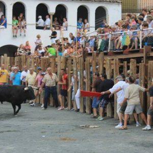 Garrovillas: una forma única de vivir el toro