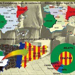 Extremeños en Cataluña, entre la preocupación y la expectación