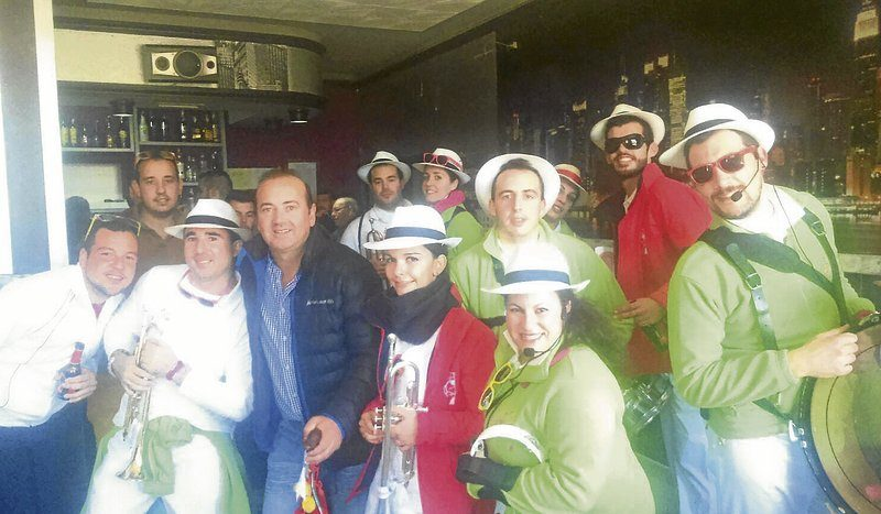 Celebran varios actos en honor a San Antón Abad