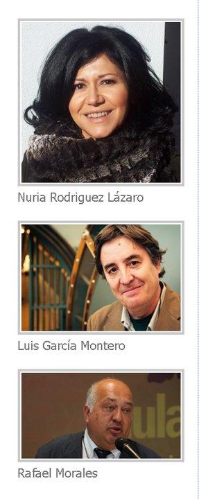 Nuria presenta su libro en Madrid