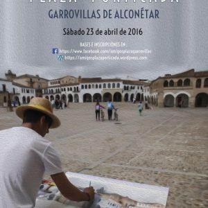 II Certamen Pintura Asociación Amigos de la Plaza