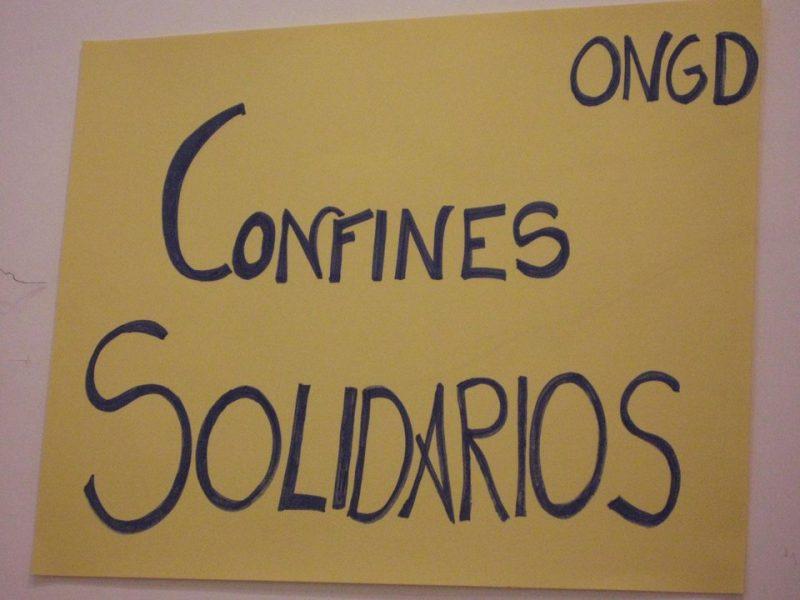 Charla-coloquio de Confines Solidarios