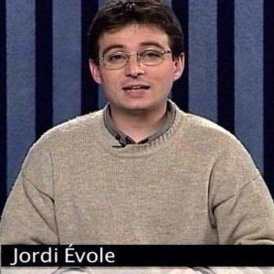 Jordi Évole, el nieto del alcalde