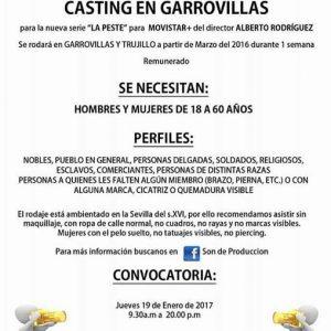 Casting en Garrovillas