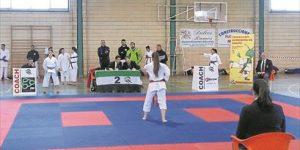 Garrovillas sede de regional absoluto de karate