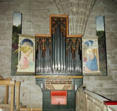 El órgano renacentista más antiguo de la península suena este viernes en Garrovillas
