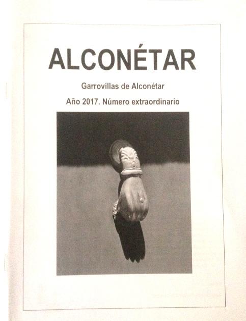Conmemoración 40º  aniversario de la revista Alconétar