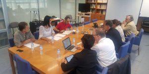 La Junta de Extremadura explora colaboraciones con Hispania Nostra