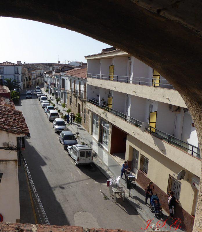 """Vista general de """"La Corredera"""""""