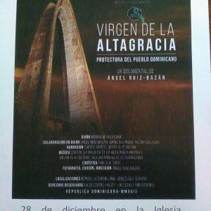 Documental Virgen de Altagracia