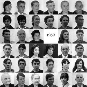 Fotos DNI entrega XIX de 1968 y I de 1969.