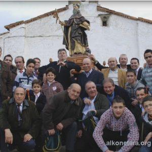 Coplas al divino San Antón 2018