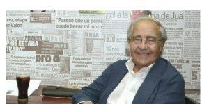 José Julián Barriga Número de la Academia de Extremadura