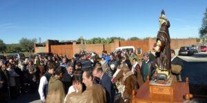 Apuntes sobre la festividad de San Antón Abad en Garrovillas de Alconétar.