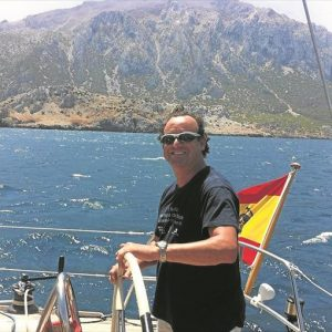 """Antonio Álvarez Alarcón: """"Queremos lograr que cada pueblo ribereño tenga una escuela de vela"""""""