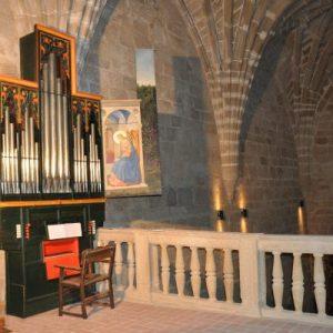 Garrovillas de Alconétar: Francesco de Cera y Correa de Arauxo en el órgano renacentista más antiguo de la Península