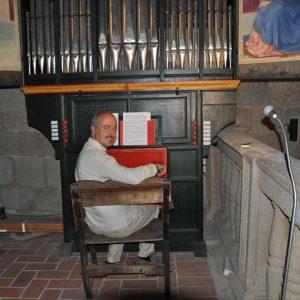 Graban un disco de música antigua con el órgano de Garrovillas
