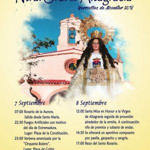 Novenario a Nuestra Señora de Altagracia