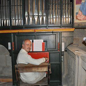 El órgano en uso más antiguo de España ya tiene quien lo cuide