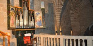Nueva página web sobre el órgano de Garrovillas