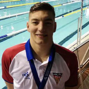 El extremeño Miguel Durán consigue dos oros y un bronce en Cataluña