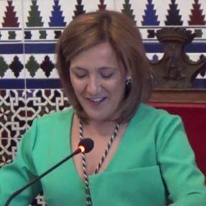 Garrovillas hace historia invistiendo a una alcaldesa