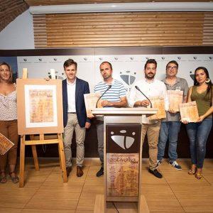 ???? Diputación llena en verano los pueblos de música y teatro con una nueva edición de Estivalia.