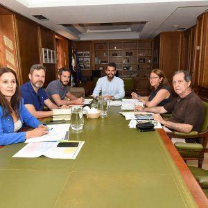 La Diputación de Cáceres construirá un embarcadero en Garrovillas para hacer transitable el Tajo