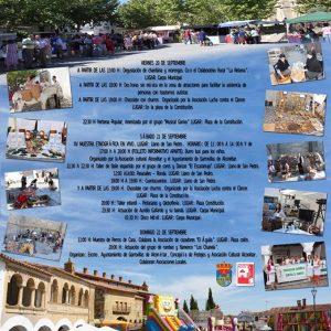 Feria San Mateo 2019