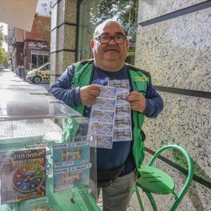 Un vendedor cacereño reparte 100.000 € en el sorteo de la Once