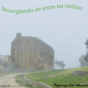 La Junta recibe en donación el convento de San Antonio de Padua de Garrovillas