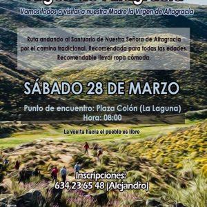 Ruta Senderista a Altagracia