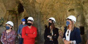 La Junta rehabilitará el convento de San Antonio de Padua de Garrovillas de Alconétar