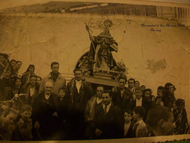 1955 Hermandad de San Anton Abad