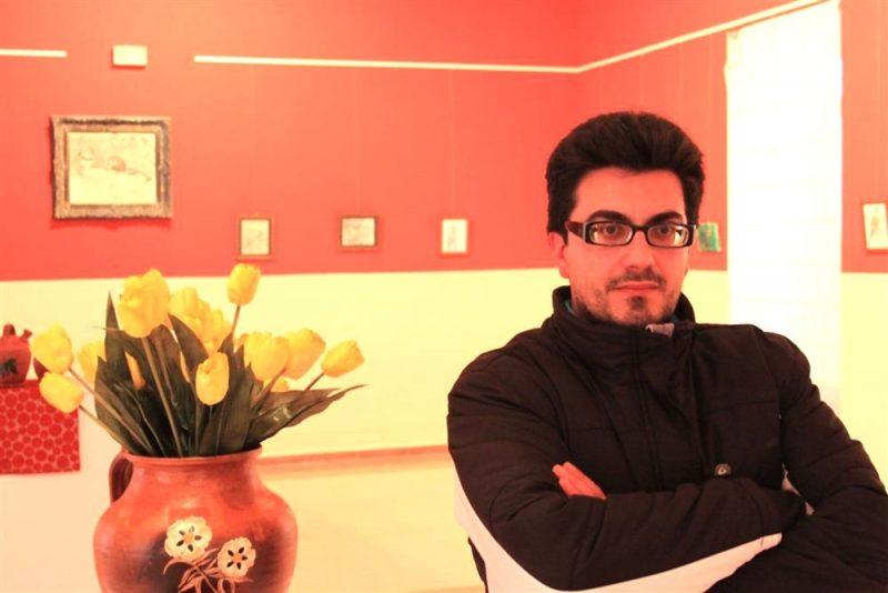 Exposición Sueños en Color Luis Rubén Martín