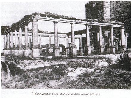 El Convento: Unas ruinas gloriosas