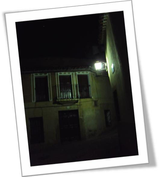Garrovillas de Alconétar: Hágase la luz, eléctrica.