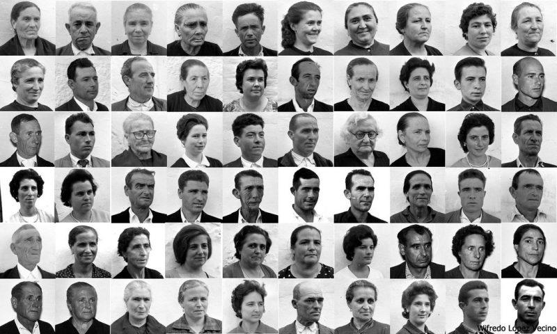 Continuación con las fotos de DNI de los años 60.