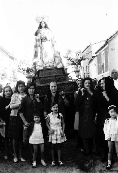 Programa en honor de la Virgen de Altagracia